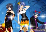 Halloween Friends
