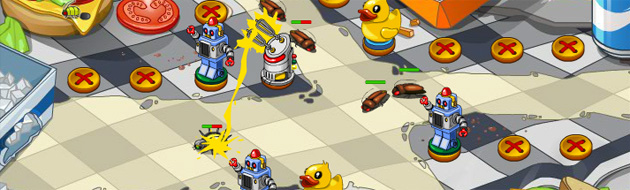 Bug Attack - Tower Defense Strategy Game